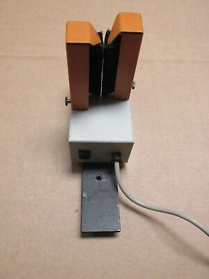 16mm, 35mm, 70mm cine projector film cleaner, anti static ionizer, dust remover,