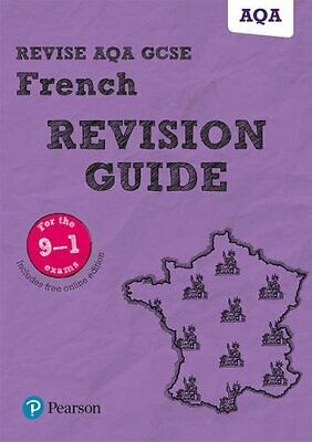 Revise AQA GCSE (9-1) French Revision Guide: includes on... by Glover, Mr Stuart