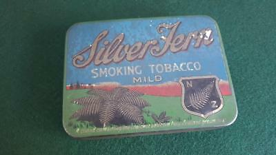 Sought-after 1930s Silver Fern New Zealand Dominion Tobacco Co. Ltd