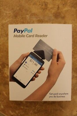 Brand New - Paypal Mobile Credit Card Reader  / CC Swiper Point of Sale Device