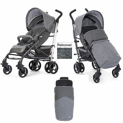 New Chicco Special Edition Legend Liteway2 Top Universal Pushchair Baby Stroller