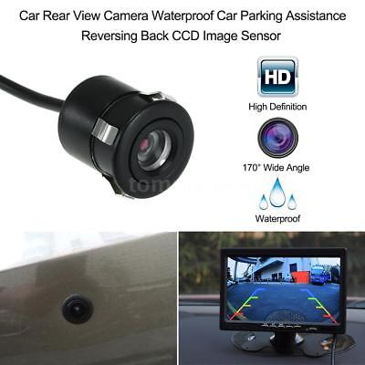 HD Car Rearview Camera back up 170 Degree Backup Parking Reverse Camera A2W6