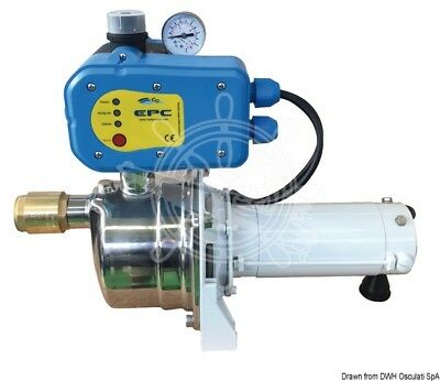 Osculati Fresh water pump with EPC system 12 V