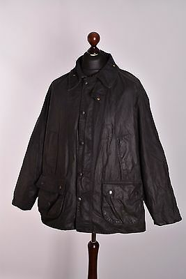 Men's Barbour Bedale Waxed Jacket Size C48 / 122cm Genuine Casual