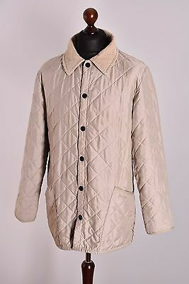 Men's Barbour Eskdale Quilt Jacket Size M Genuine Mint Casual