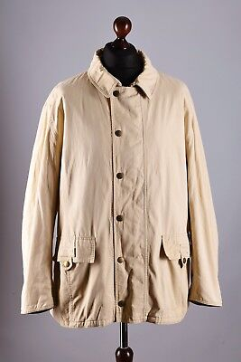 Men's Barbour Saville Cotton Lightweight Casual Jacket Size XXL Genuine