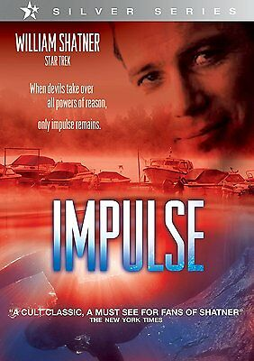 Impulse (DVD, 2006) LN Rare OOP Out of Print & Hard to Find HTF MINT