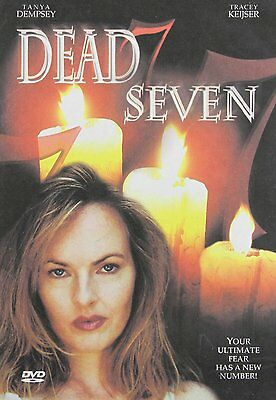 Dead 7 (DVD, 2004) LN Rare OOP Out of Print & Hard to Find HTF