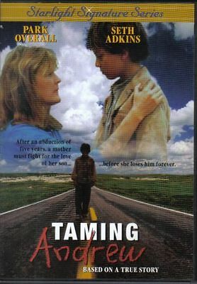 Taming Andrew (DVD) LN Rare OOP Out of Print Hard to Find HTF