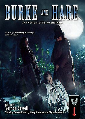 Burke and Hare (DVD) LN RARE OOP HTF MINT with FAST LOW SHIPPING
