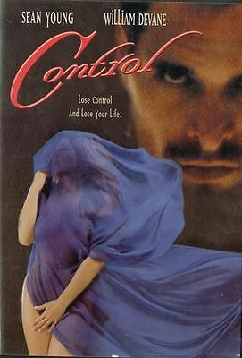 Control AKA Threat Of Exposure (DVD) LN Rare OOP Out of Print & Hard to Find HTF
