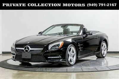2013 Mercedes-Benz SL-Class  2013 Mercedes-Benz SL550 SL 550 SL-Class 2 Owner Clean Carfax Low Miles