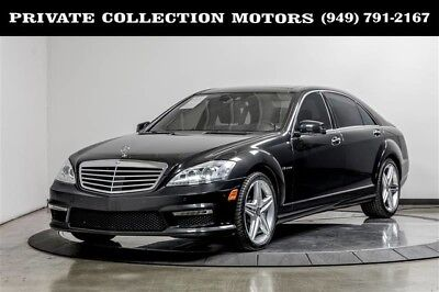 2013 Mercedes-Benz S-Class  2013 Mercedes-Benz S63 AMG S 63 AMG S-Class Clean Carfax Low Miles