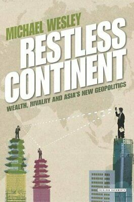 Restless Continent by Michael Wesley Book The Cheap Fast Free Post