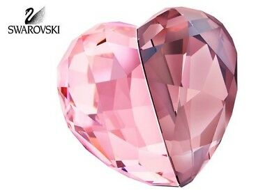 Swarovski Crystal Figurine Love Heart Large Kakadu Red NEW retail 175.00