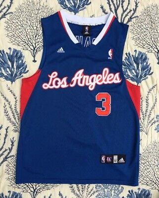 47afbb4e87b0 Los Angeles Clippers CHRIS PAUL  3 NBA adidas Swingman Stitched Jersey Size  52
