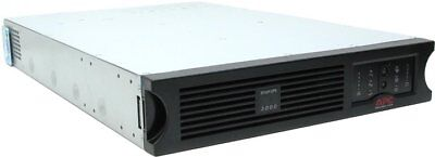 APC Smart UPS 3000 2U Rack Mount 2700W 6-month Warranty SUA3000RMI2U No Battery