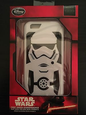 Disney Store Storm Trooper iPhone6 case US New In Box