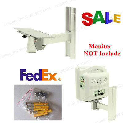 CONTEC Wall Mount Stand/ Bracket For Vital Signs ICU Patient Monitor, USA FedEx