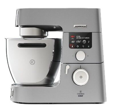 KENWOOD KCC9060S COOKING Chef Gourmet Küchenmaschine Silber inkl ...