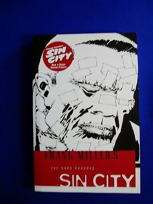 Frank Miller's Sin City 1: The Hard Goodbye. Signed autographed. VFN/NM.