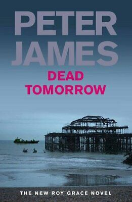 Dead Tomorrow by James, Peter Hardback Book The Cheap Fast Free Post
