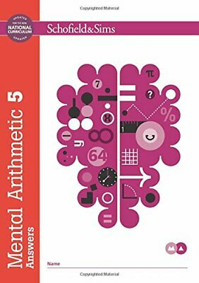 Mental Arithmetic Book 5 Answers: Year 6, Ages 10-11 by R P Beaumont Paperback