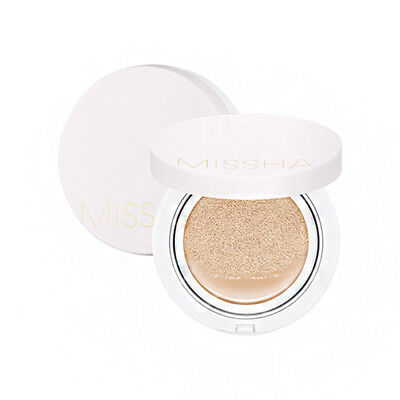 [MISSHA] Magic Cushion Cover Lasting (SPF50+/PA+++) 2 Color 15g - Korea Cosmetic