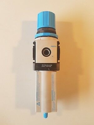 Festo LFR-M2-G1/2-E10SG Filter/Regulator Control Valve - 179634