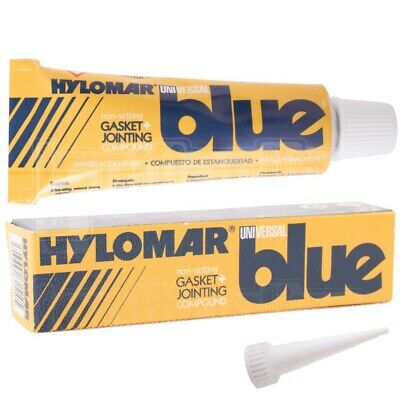 Hylomar Blue Instant Gasket Non Setting Jointing Compound Sealant Maker 40g
