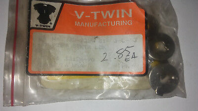 V-Twin Manufacturing 32-9229 Starter Lock Plate for Harley 1990-1992 Big Twins
