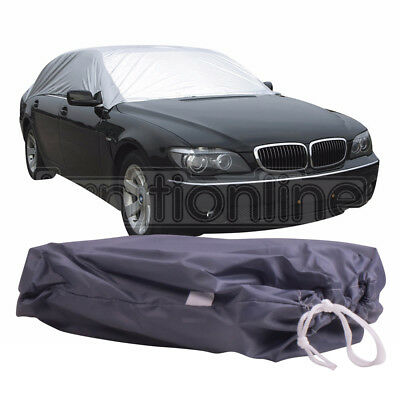 Sakura Water Resistant Car Top Cover Water Resistant Frost Ice UV Rays Small