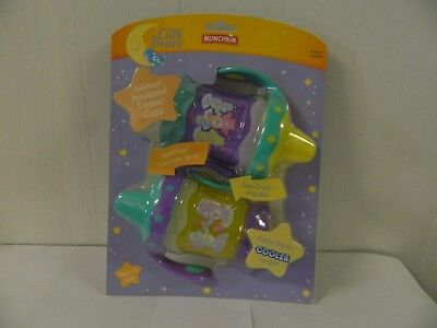 Care Bears Munchkin Insulated Trainer Cups , Set of 2 NEW in Pkg
