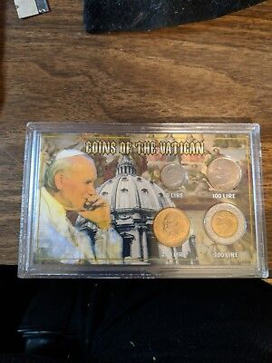 Coins Of The Vatican