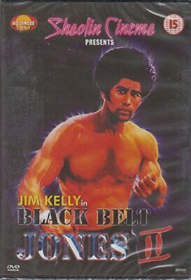 Black Belt Jones 2 DVD - DVD  1DVG The Cheap Fast Free Post