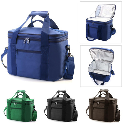 Portable Waterproof Thermal Insulated Cooler Lunch Box Large Storage Picnic Bag