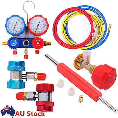 Air Conditioning Tools >> Refrigeration Air Conditioning Tools Ac Diagnostic Manifold Gauge Set For Car