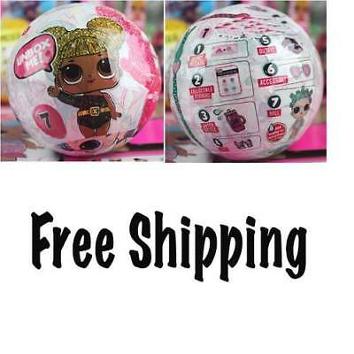 Big Ball Glitter LOL Series Surprise DOLL 90 % Free Shipping