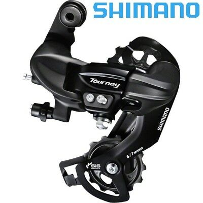 Shimano Tourney RD-TY300D 6 / 7 Speed Rear Derailleur Direct-Attach Black