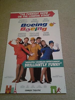 Boeing Boeing - Comedy Theatre, London Theatre Poster