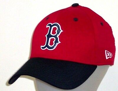BOSTON RED SOX New Era Batting Practice 39Thirty Flex Fit Hat   Cap size  M L -  27.99  1f9064dc6f20