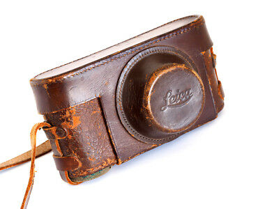 Leica Leather Case For Leica Iii (Except Iiig) - Lovely!