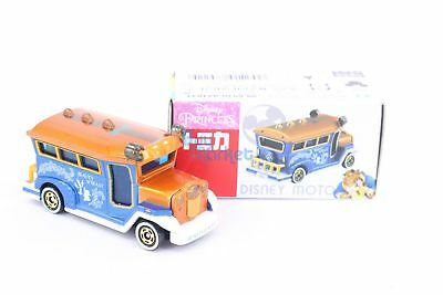 Takara Tomy Disney Motor Jamboree Cruiser Beauty & The Beast Diecast Toy Car