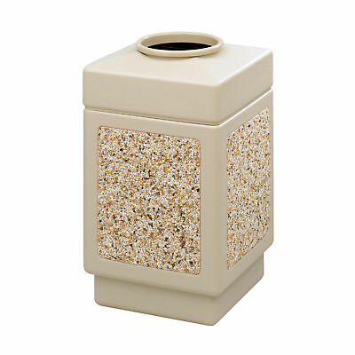 Safco Products Company Receptacle 38 Gallon Trash Can