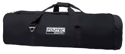 New! Fovitec StudioPro All In One Photography Carry Bag Photo Equipment Black