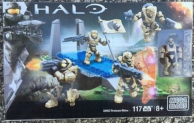 MEGA BLOKS HALO 97016 UNSC RHINO New Sealed - $299 00 | PicClick