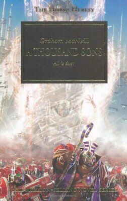 A Thousand Sons (The Horus Heresy) by McNeill, Graham Paperback Book The Cheap