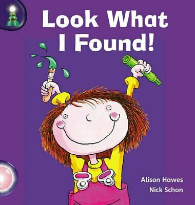 Lighthouse Reception Pink A: Look What I Found: Wo... by Hawes, Alison Paperback