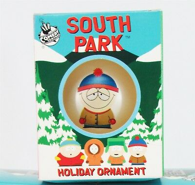 Lot of 24 South Park Stan Glass Ornament Ball Holiday xmas Tree Rare Collectible