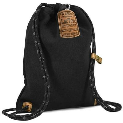 LOCTOTE Flak Sack II - Upgraded Theft-Resistant Drawstring Backpack …
